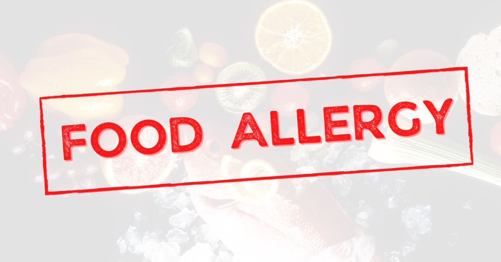 Tips and resources for food allergies