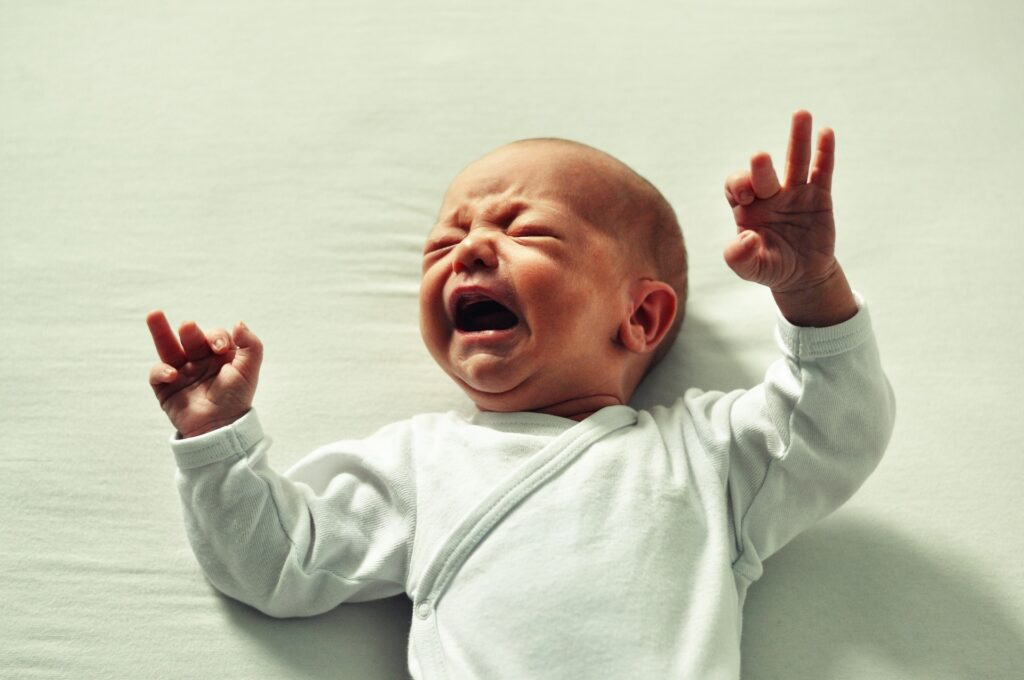 How To Help A Colicky, Fussy, Or Gassy Baby